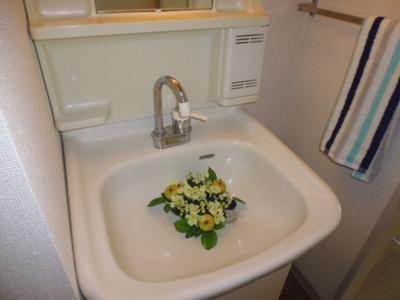 【独立洗面台】ベネッセ西の浦