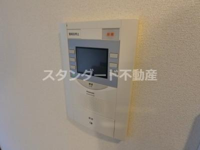 【セキュリティ】プレサンス大阪天満リバーシア
