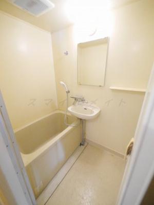 【浴室】グローリーハイツ