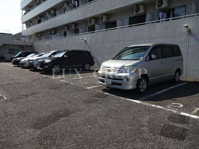 【駐車場】シュガーハイツ南大沢 B