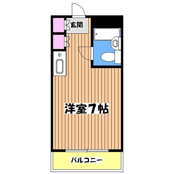 メゾン・ド・ノア大和田
