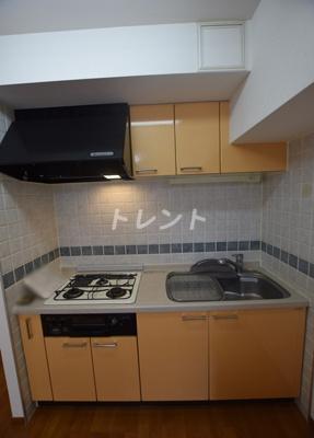 【キッチン】デュオスカーラ秋葉原