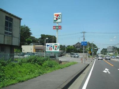 セブンイレブン土浦中店まで649m