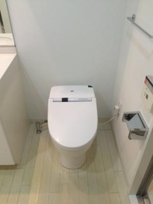 【トイレ】南麻布ウエスト