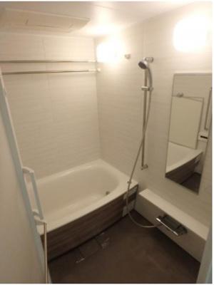 【浴室】ローレルアイ茗荷谷