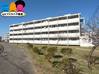 【外観】ビレッジハウス富木島4号棟
