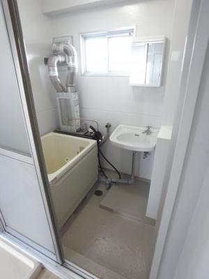 【浴室】ビレッジハウス富木島4号棟