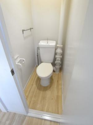 【トイレ】ビレッジハウス富木島4号棟