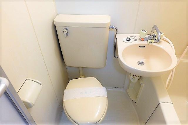 【トイレ】フェニックス拝島