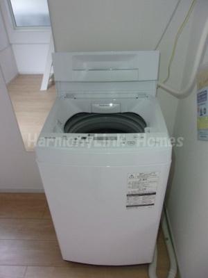 ソフィアポメロの洗濯機