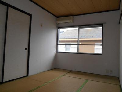 【寝室】メゾンパークサイドB