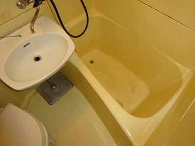 【浴室】ガス灯