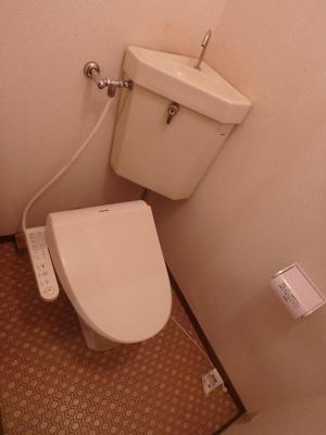 【トイレ】インフィオラータ