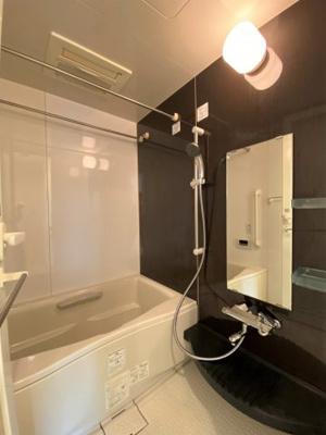 【浴室】グローリオ東新宿