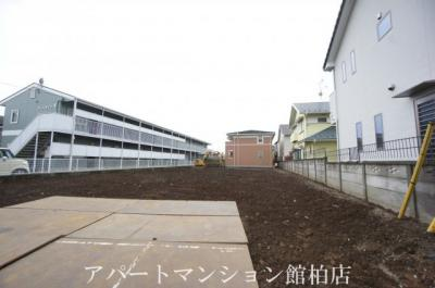 【駐車場】大室アパート