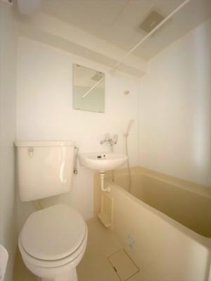 【浴室】池田山スカイマンション