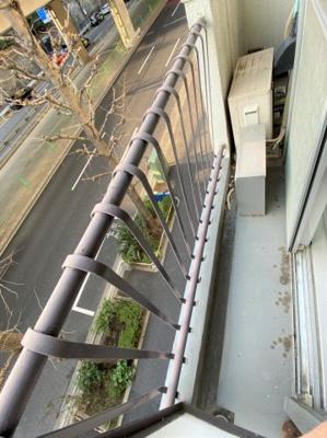 【バルコニー】池田山スカイマンション