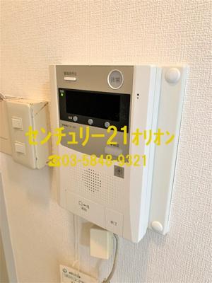 【セキュリティ】ダイヤコート豊玉北