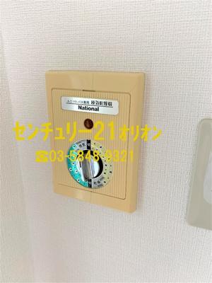 【設備】ダイヤコート豊玉北