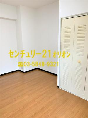 【洋室】ダイヤコート豊玉北