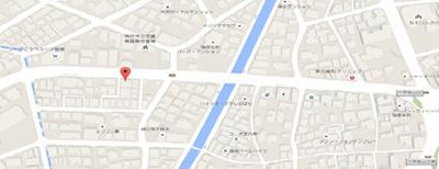 【地図】六甲トワニハウス