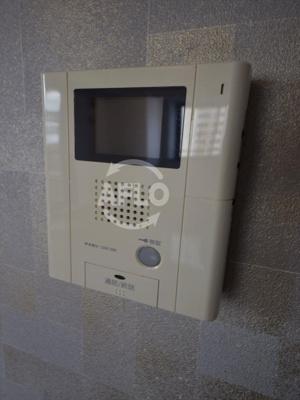 ラフォーレ島之内 モニター付インターフォン
