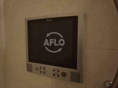 ラフォーレ島之内 浴室テレビ