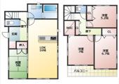 千葉市中央区赤井町 新築一戸建て 外房線鎌取駅の画像