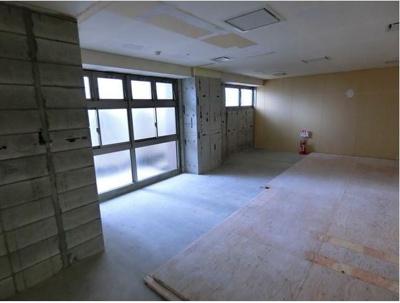 【内装】センター北駅徒歩1分 貸店舗