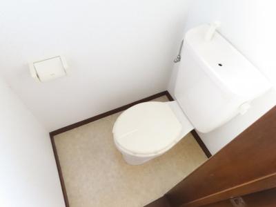 【トイレ】poko's ハウス