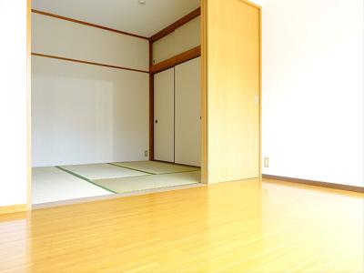 【寝室】ニカイハウス