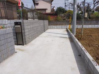 敷地内2台駐車スペース