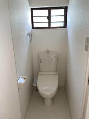 【トイレ】久々知1丁目倉庫兼貸事務所