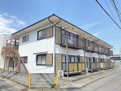 東急東横線「元住吉」駅より徒歩10分!通勤通学・お買物にも便利な立地の2階建てアパートです☆