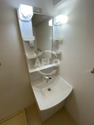 ICマンション 独立洗面台