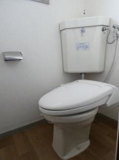 温水洗浄便座付き