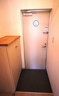 【玄関】札幌市東区北四十条東19丁目一棟アパート