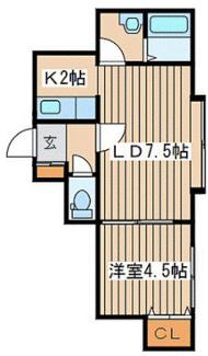 札幌市東区北四十条東19丁目一棟アパート