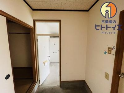 【玄関】アパートメント中島