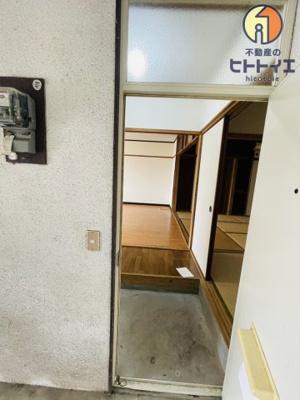 【内装】アパートメント中島
