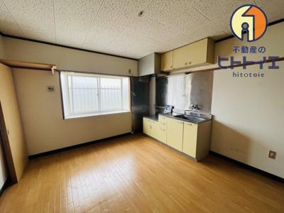 【居間・リビング】アパートメント中島