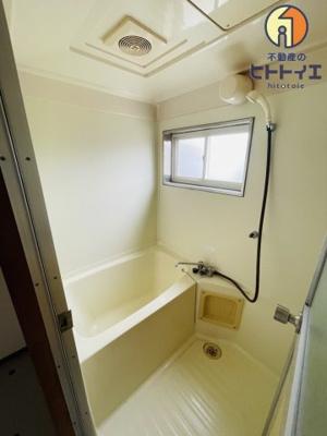 【浴室】アパートメント中島