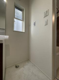 脱衣所/洗濯機置き場