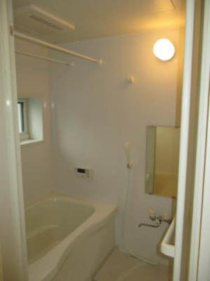【浴室】メゾンクレール関戸