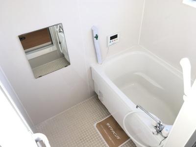 【浴室】パークハイム作町