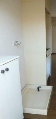 室内洗濯機置き場(同タイプ別部屋参考写真)