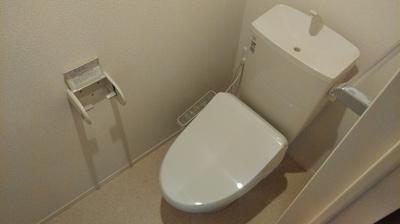 【トイレ】メゾンランディ神谷