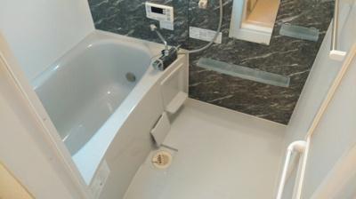【浴室】メゾンランディ神谷