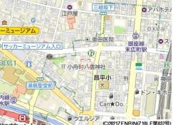 【地図】パラシオン千代田