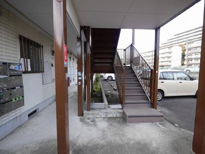 【エントランス】マンション築山第5